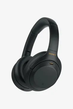 Cuffie over-ear wireless con eliminazione del rumore Sony WH-1000XM4 (nere)