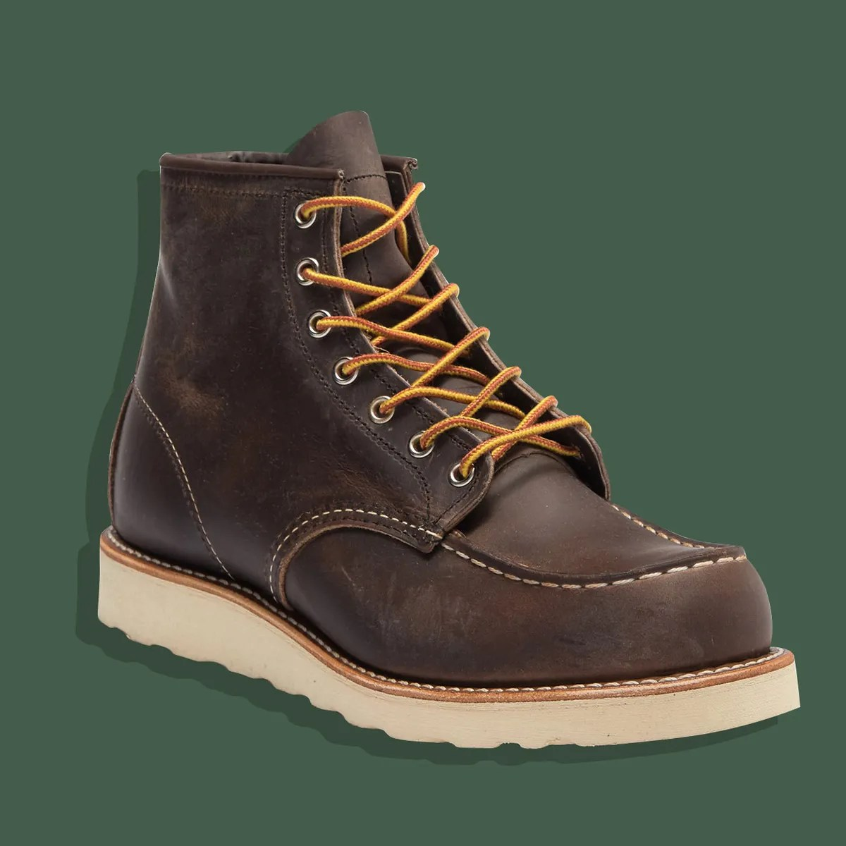 red wing 6 moc toe boot