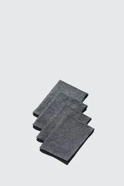 Atelier saucier japanese chambray napkins (set of 4)