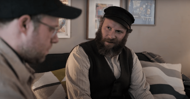 WATCH: Trailer for Seth Rogen's 'An American Pickle' Movie