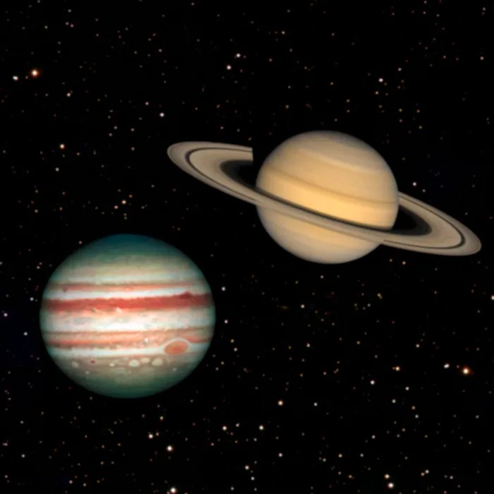 What Is the Great Conjunction Between Jupiter and Saturn?