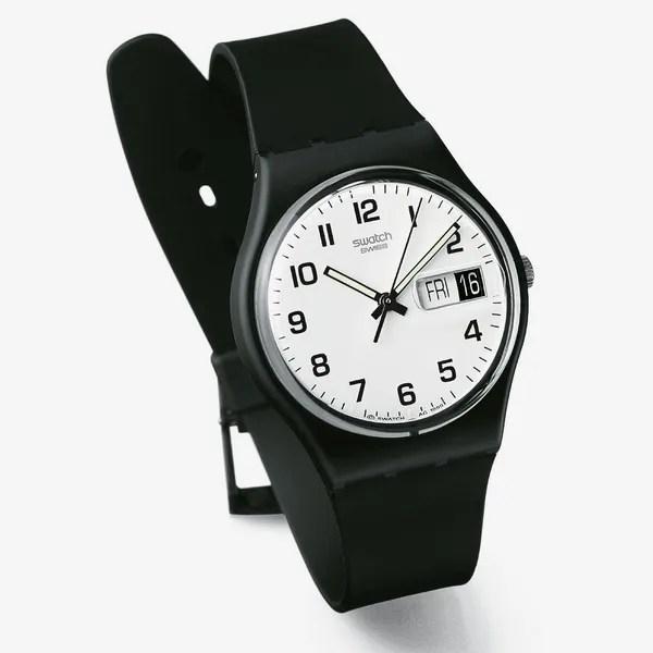 Swatch Once Again Standard Men's Watch