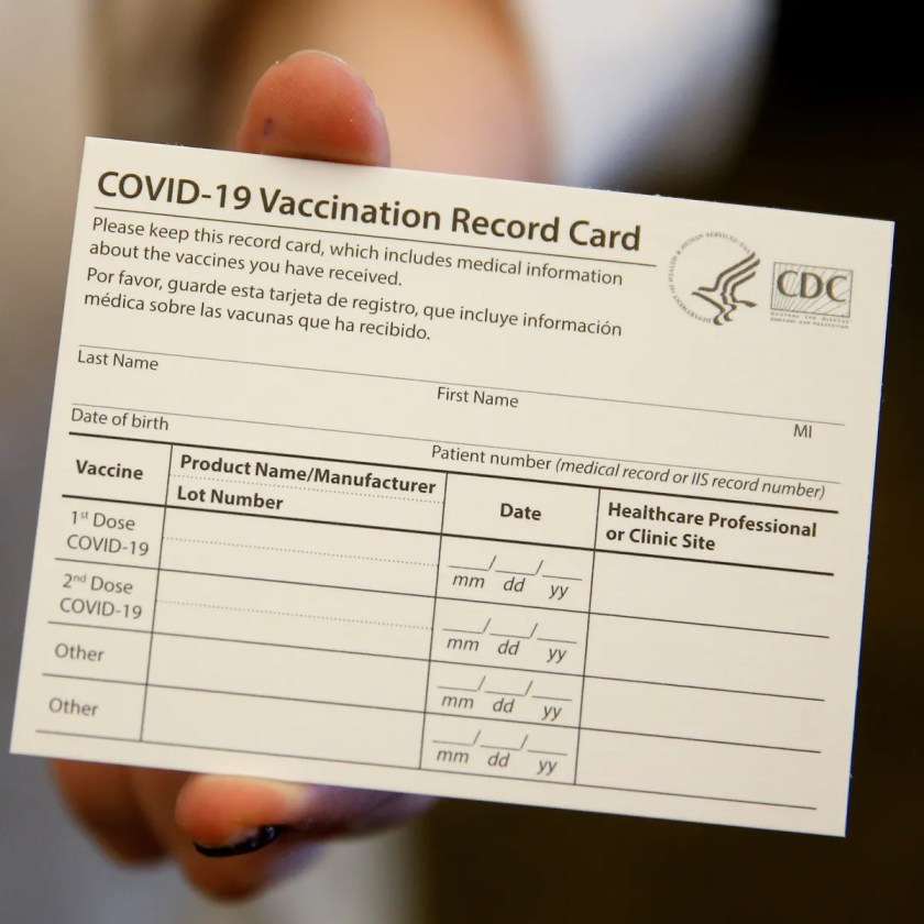 6 Ways to Protect Your COVID-19 Vaccine Card | The Strategist