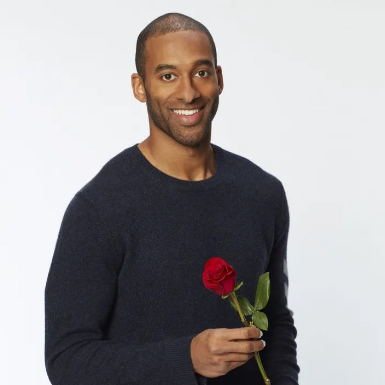Matt James's Impossible Role As the First Black Bachelor