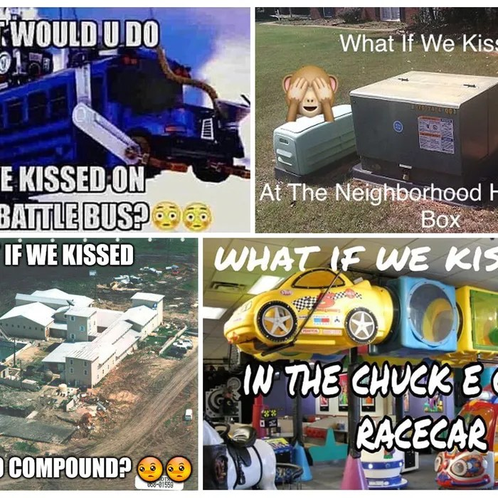 Explaining What Would You Do If We Kissed Memes