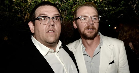 Amazon cancels truth seekers Simon Pegg and Nick Frost
