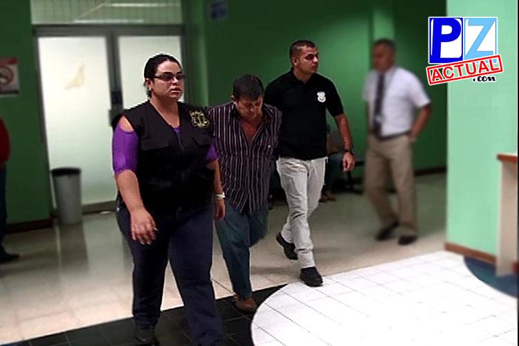 Ricardo Blanco acepta las pruebas en su contra. pzactual.com