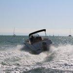 Sortie en mer La Rochelle Location bateau Quicksilver2