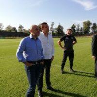 Шефът на ФК Хебър поиска от държавата пари за осветление на стадиона