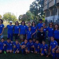 Деца от школата на ДФК Орлета се докоснаха до легендите на Манчестър Юнайтед