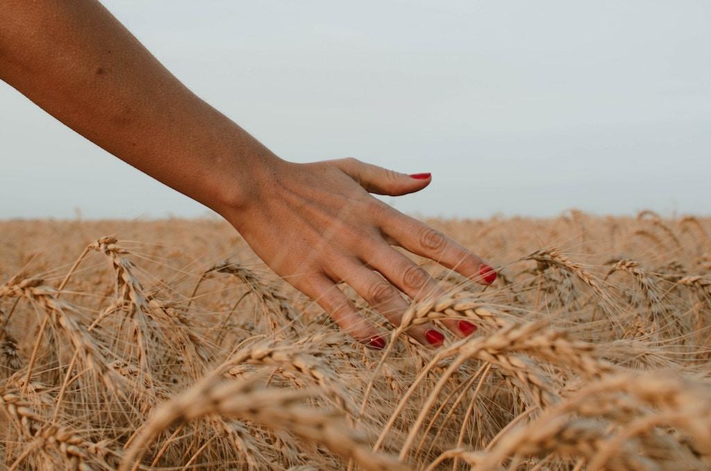 Naturalne kosmetyki z mąki, kaszy, płatków owsianych i ryżu