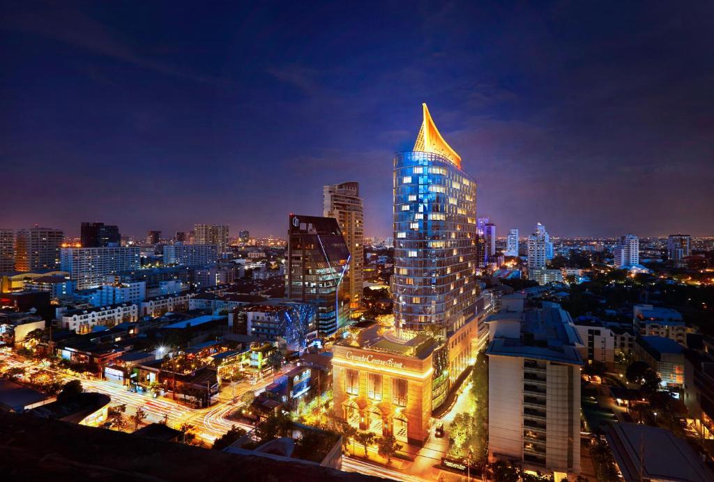 Grande Centre Point Sukhumvit 55 Thong Lo กรุงเทพมหานคร - Booking.com