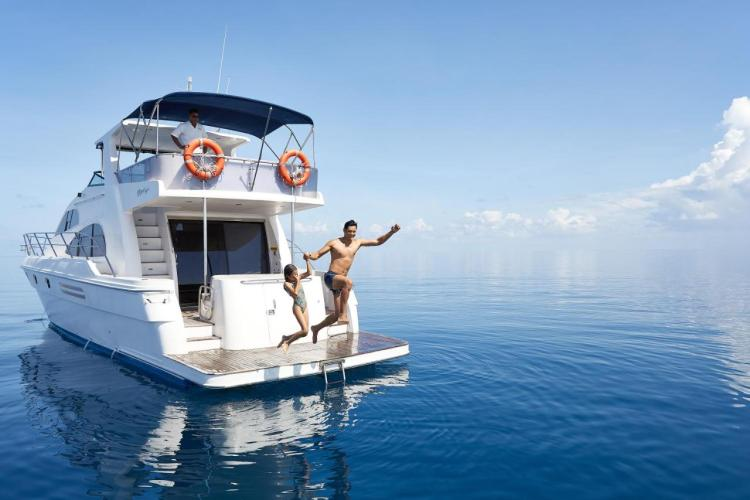 Конрад Мальдивы экскурсии и цены