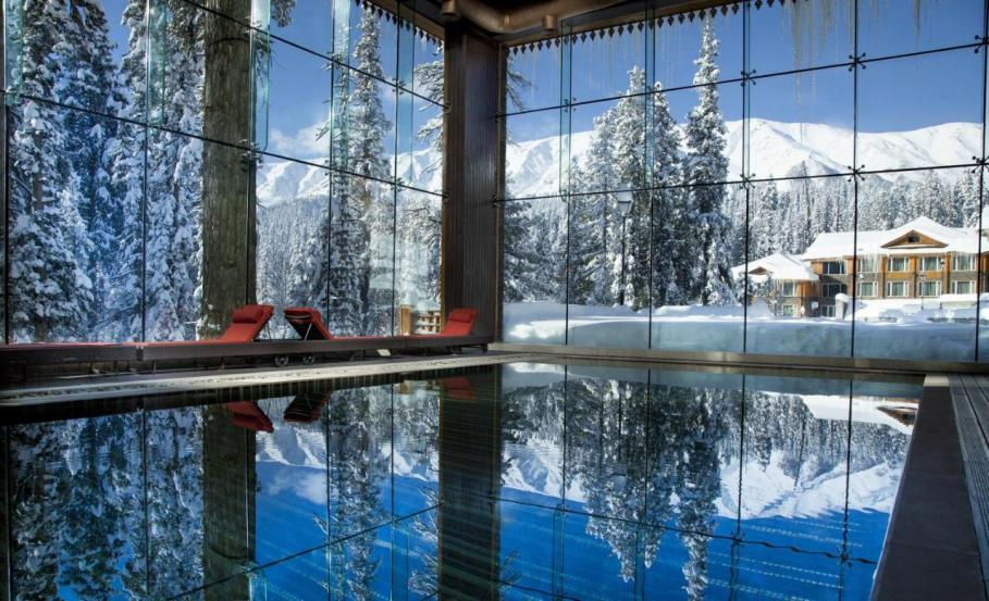 Resort The Khyber Himalayan Spa, Gulmarg, India - Booking.com