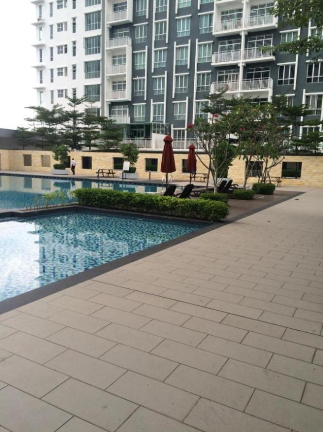 Apartment Bsp Skypark T19 Bandar