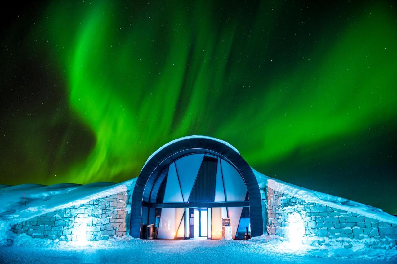 kiruna suecia hotel de hielo