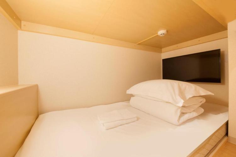 10 capsule hotels in Kyoto