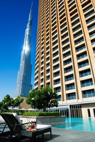 Отель Address Dubai Mall ОАЭ Дубай