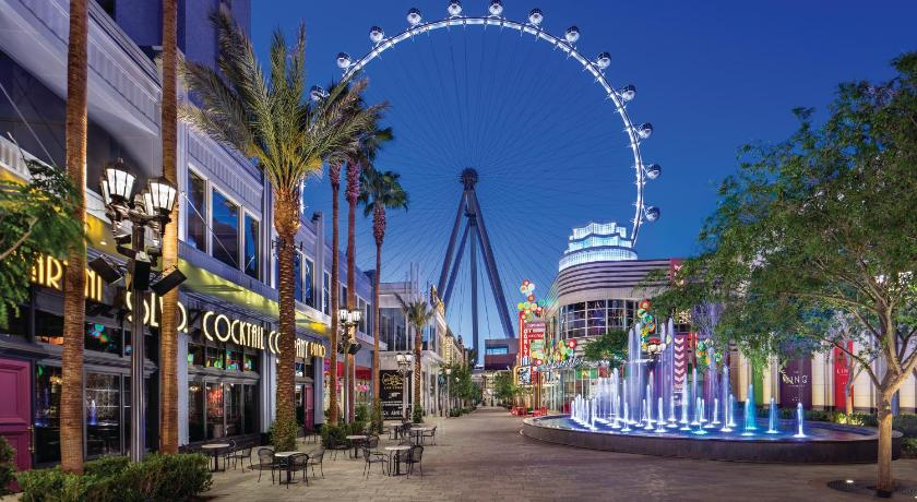 Image result for the linq las vegas