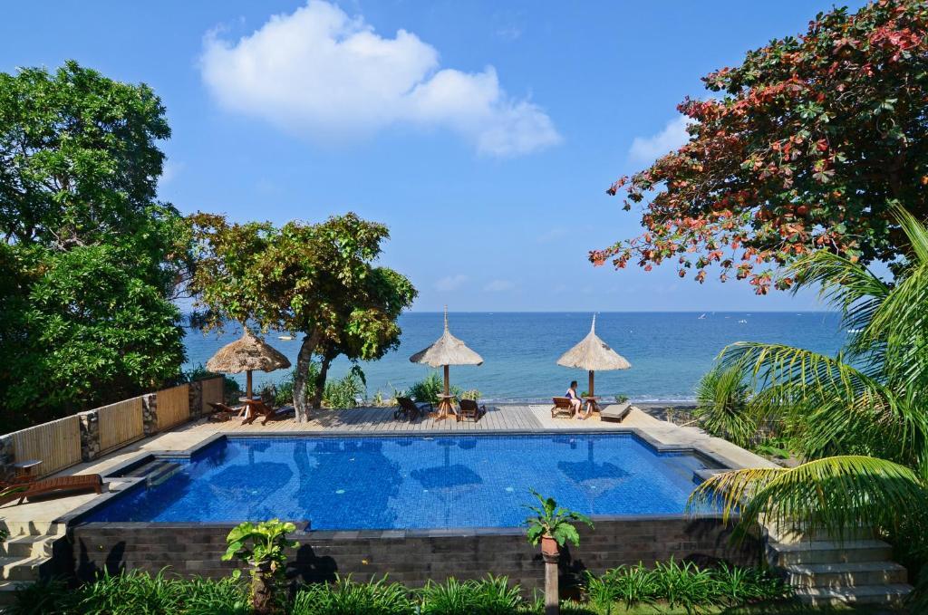 نتيجة بحث الصور عن Sunset House Lombok