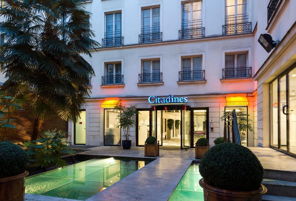 Citadines Opra Paris