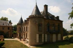 Chateau de Villette B&B near Sedan