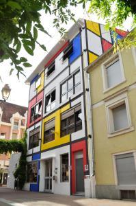 Maison Mondrian B&B, Mulhouse