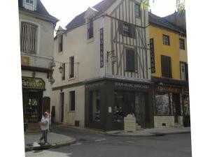B&B Les Chambres de Jean-Marc Brocard, Chablis