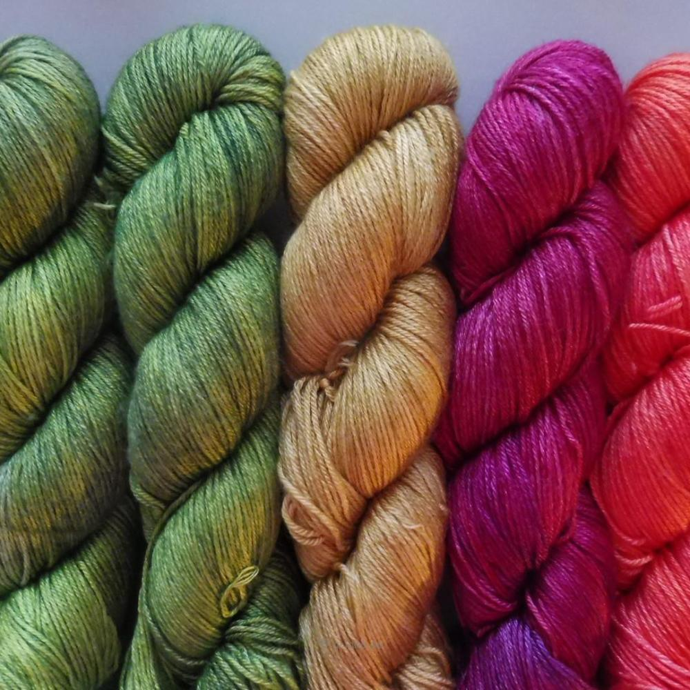 MKAL - Merino Silk Set10 Shop
