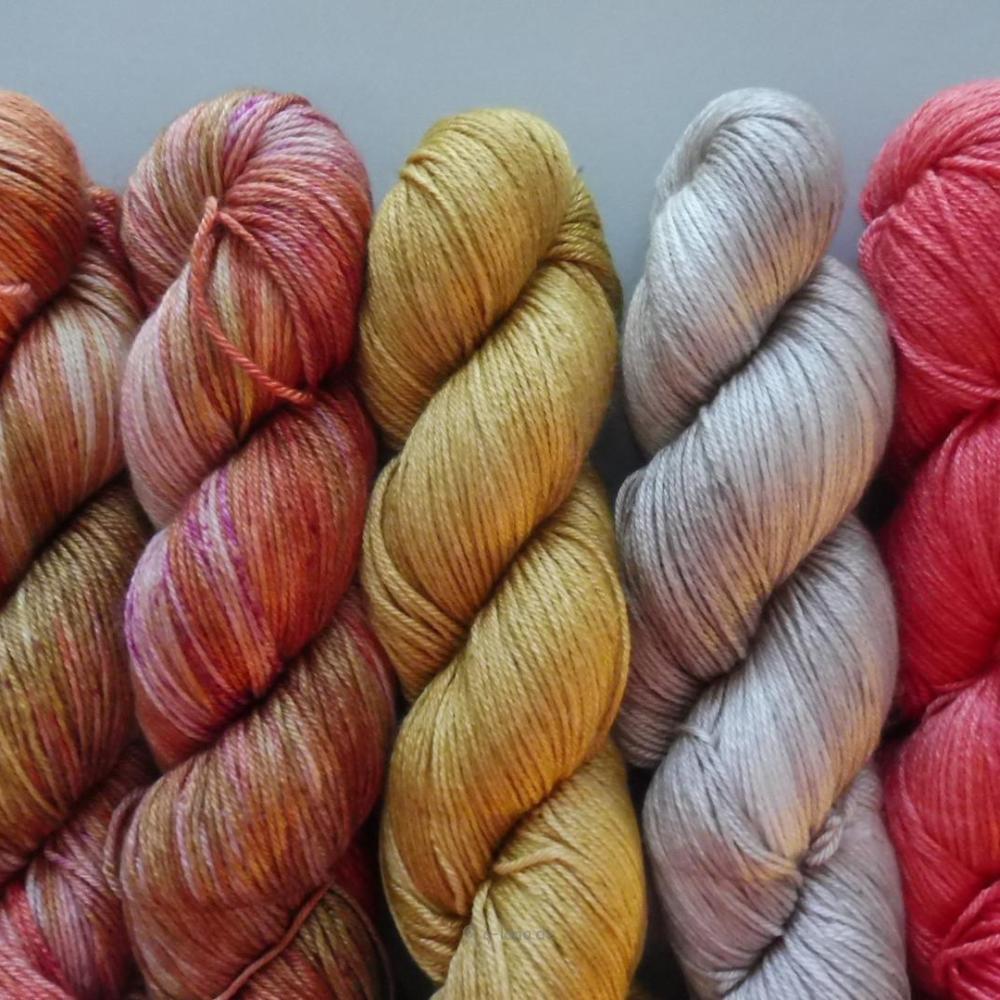 MKAL - Merino Silk Set8 Shop