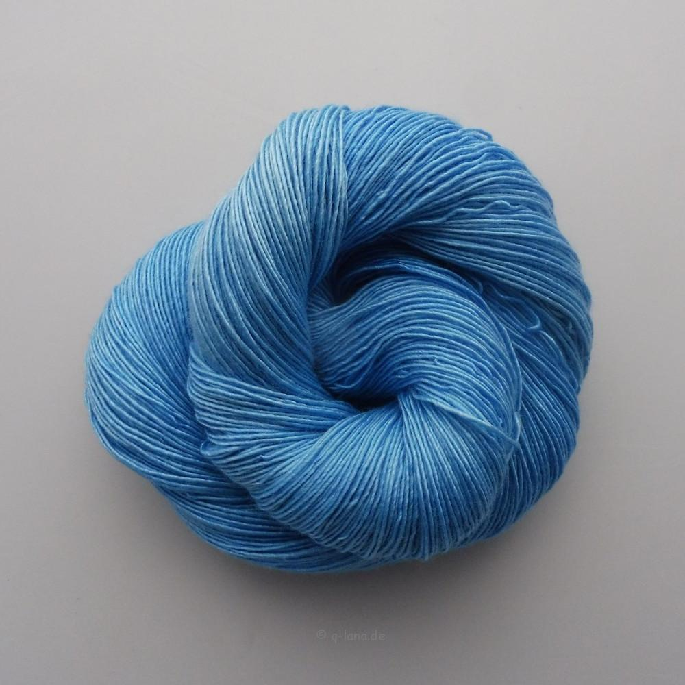 Merino Silk Single - Bleu Shop