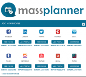 MassPlanner crack