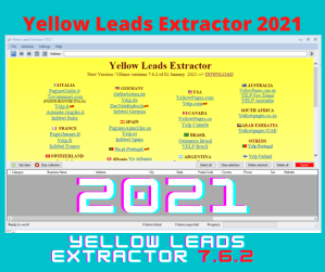 Yellow Leads Extractor 7.6.2