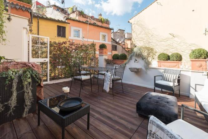 Navona Luxury And Charming Apartment With Terrace