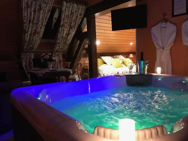 Hotel Spa Jacuzzi Ile De France Enredada