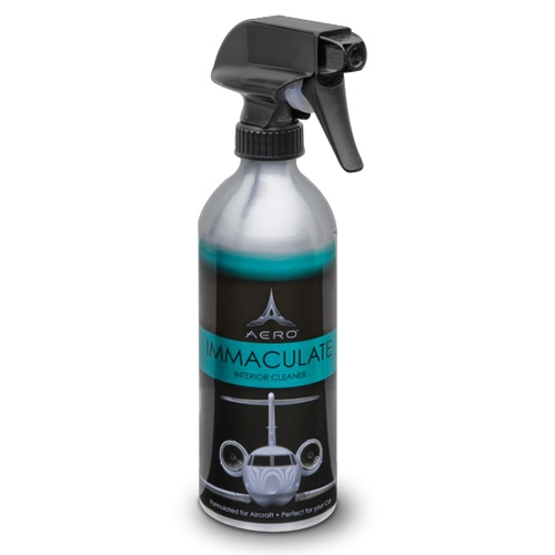 immaculate 16 oz interior cleaner. Aero Canada's detailing products distributor located close to toronto yyz airport