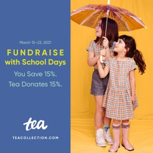 Read more about the article Fundraising with Tea Collection School Days 2021