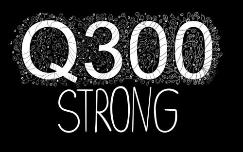 Q300Strong2021TShirtDesign