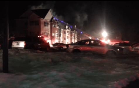 Fire at Aspen Glen housing complex in Hamden