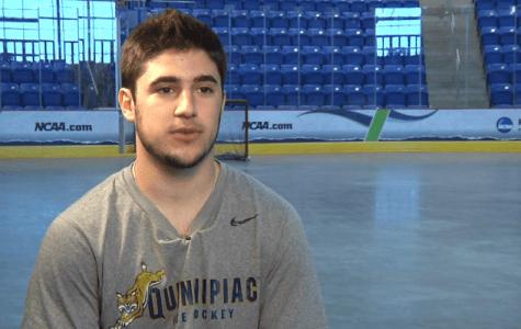 "Quinnipiac's Sam Anas ""not even close"" to returning for NCAA Tournament opener"