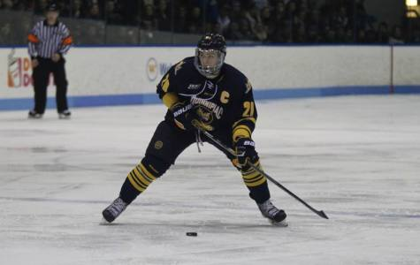 Quinnipiac men's ice hockey weekend preview