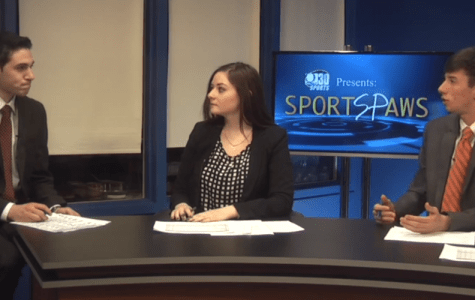 Sports Paws: 2/22/15