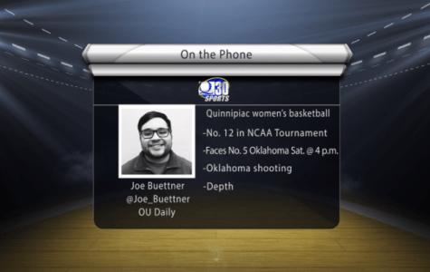 OU Daily's Joe Buettner talks No. 12 Quinnipiac vs. No. 5 Oklahoma