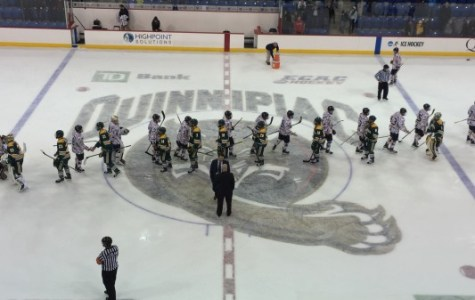 Quinnipiac remains undefeated, battles to 1-1 tie with Clarkson
