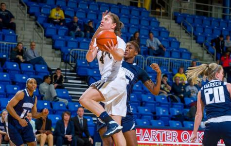 Bobcats make it seven in a row with win against Monmouth