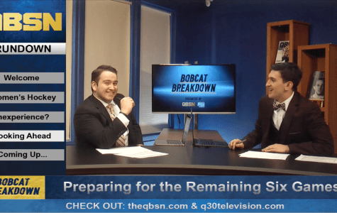 QBSN Presents: Bobcat Breakdown 2/9/16