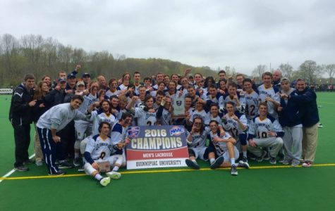 Quinnipiac men's lacrosse MAAC Champions, draw first NCAA Tournament bid