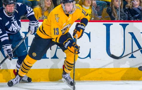 Quinnipiac's Chase Priskie drafted to the Washington Capitals