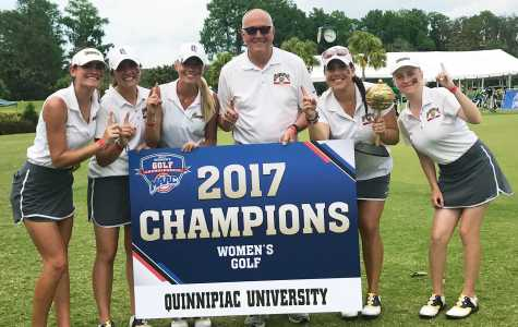 Quinnipiac Women's Golf Swing Analysis