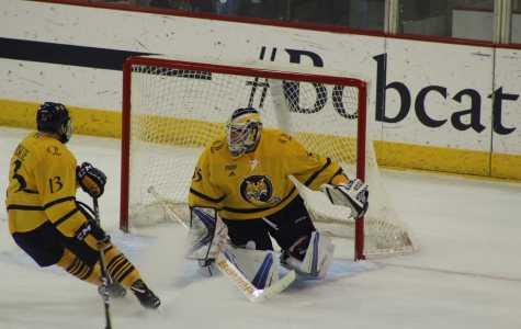 Quinnipiac men's hockey opens season with exhibition win